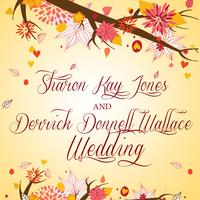 Sharon and Derrick Wedding