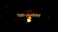haiChante + LegitCreations logo