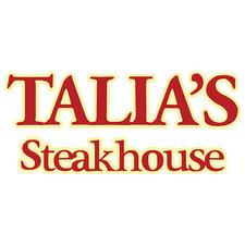 Talia's Steakhouse & Bar logo