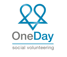 OneDay Social Volunteering logo