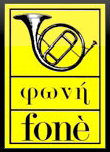 fonè records logo