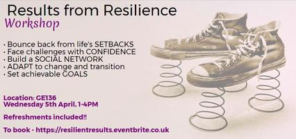 Results from Resilience