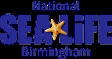 The National SEA LIFE Centre Birmingham  logo