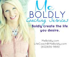 Me Boldly Coaching Services logo