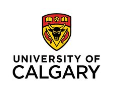 University of Calgary Distinguished Speakers on Campus logo