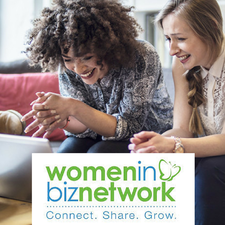 @WomenBizNetwork  #WIBN : WomeninBizNetwork.com logo