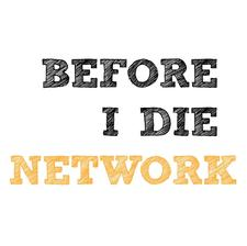 The Before I Die Network logo