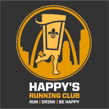 Happy's Running Club Saint Louis logo