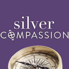 Silver Compassion  logo