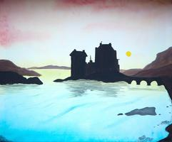 Eilean Donan Castle! Thursday, 23rd March