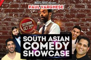 South Asian Comedy Showcase