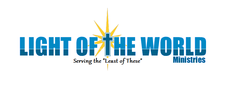 Light of the World Ministries logo
