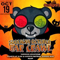 Sooligan Social- New Orleans October Bar Crawl