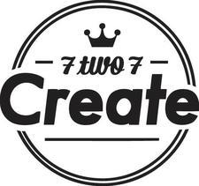 727 Create  logo