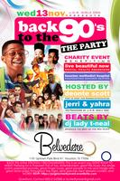 J.O.R. Girlz presents Back To The 90s Charity Event