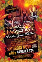 THANKSGIVING MEGAFEST -- POTATO YAMS EDITION ALL MALE...