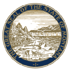 The Notary & Certifications Division - Montana Secretary of State's Office logo