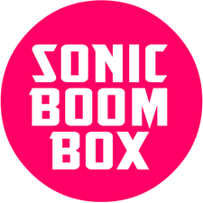 Sonicboombox logo