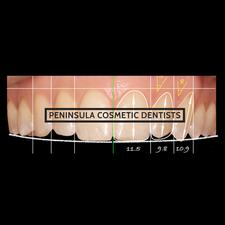 Peninsula Cosmetic Dentists logo
