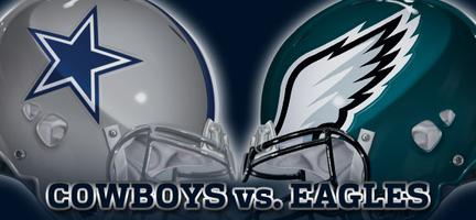COWBOYS VS EAGLES PARTY BUS