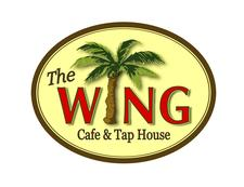 The Wing Cafe & Tap House logo