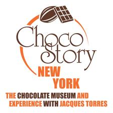 The Chocolate Museum and Experience with Jacques Torres logo