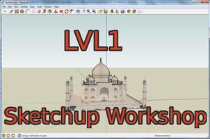 LVL1 Sketchup Workshop 11/5