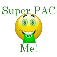 FEC SUPER PAC: RAUHMEL FOX IS FOR A BETTER TOMORROW, TOMORROW logo