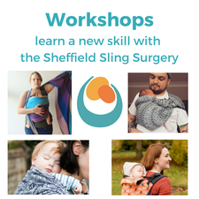 Rosie - Sheffield Sling Surgery and Library logo