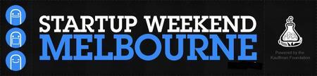 Melbourne Startup Weekend November 2013