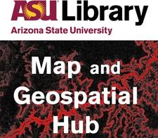 Map and Geospatial Hub logo