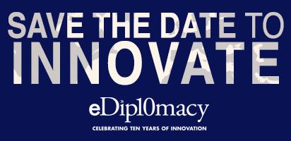 eDiplomacy's 10 Year Anniversary & Tech@State: EdTech...