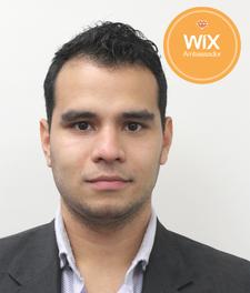 David Camacho Baron | Wix Ambassador logo
