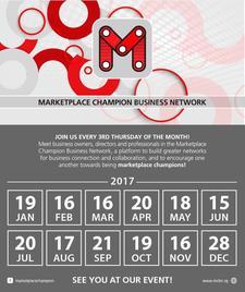 Marketplace Champions Business Network logo