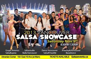 Vancouver Salsa Showcase 2013