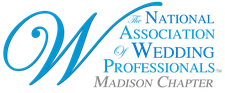 National Association of Wedding Professionals Madison Chapter logo