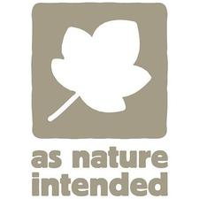 As Nature Intended - natural foods logo