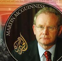 Al Jazeera 'Head to Head' with Martin McGuinness (SOLD...