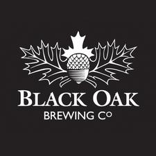 Black Oak Brewery logo