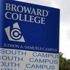 Broward College South Campus & Partnership Centers logo
