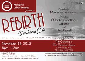 REBIRTH Fundraising Gala