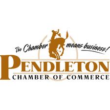 Pendleton Chamber of Commerce logo