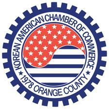 Korean American Chamber of Commerce of OC logo