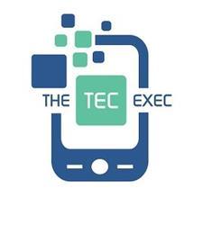 The Tec Exec logo