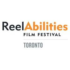 ReelAbilities Toronto Film Festival logo
