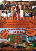 Keep It Real Family Summit and Job Fair
