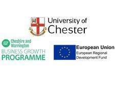 University of Chester: Cheshire & Warrington Business Growth Programme logo