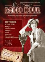 CCCabaret: The Jane Froman Radio Hour