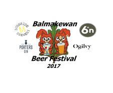 Balmakewan Beer Festival logo