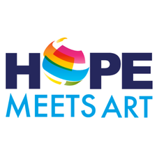 Hope meets Art logo